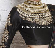 high_neck_maharani_blouse (1)