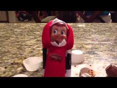 Elf on the shelf eats family's truffles- lol love it