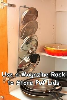 Diy Projects: 12 Kitchen Space Saving Hacks