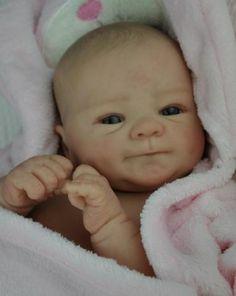 Bespoke Babies 'Coco Malu' Elisa Marx Reborn Baby Girl With Tummy Plate | eBay