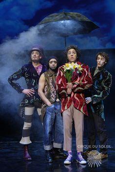 Cirque de Soleil LOVE - Las Vegas