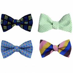 Bow Tie Pack - www.buyyourties.com Bow Ties, Fashion Accessories, Bows, Mens Fashion, Arches, Moda Masculina, Man Fashion, Bowties, Fashion For Men