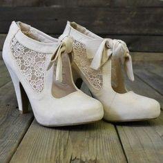 Seattle Rockabilly Wedding Shoes