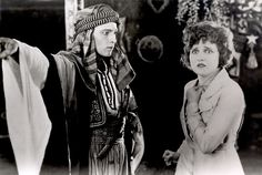 Rudy Valentino & Agnes Ayres in   The Sheik (1921)