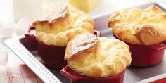 Gordon Ramsay - Cheat's soufflé with three cheeses