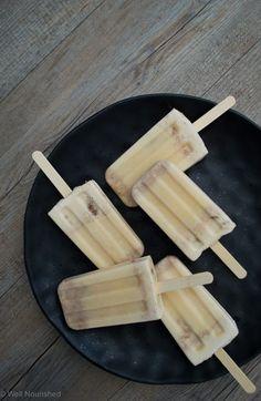 Anzac Cream Popsicles