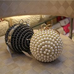 Find More Clutches Information about Women's Pearl Beaded Evening Bags Factory Selling Pearl Beads Clutch Bags Handmake Wedding Bags Beige, Black  Quality Assurance,High Quality bag women,China bag pucca Suppliers, Cheap bag travel from raphaella lai's Sexy  store  on Aliexpress.com