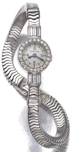 Diamond wristwatch, beauty bling jewelry fashion