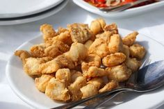 Fried fish is not to be missed in Malaga!  devourspain.com