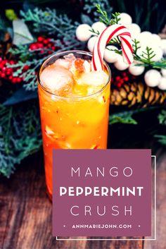 Mango Peppermint Crush