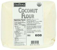 Nutiva Organic Coconut Flour, 3 Pound, $11.54...   http://www.amazon.com/dp/B008RJMXPQ/ref=cm_sw_r_pi_awdm_fwCBtb0MQE90E