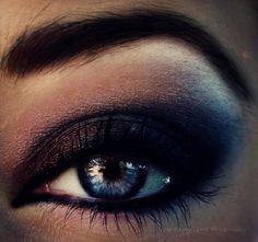 Blue eye problems