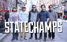 STATE CHAMPS: SHOWCASING THEIR ROCK 'N ROLL TALENTS! http://punkpedia.com/news/state-champs-showcasing-their-rock-n-roll-talents-6762/
