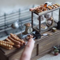 2017, Miniature Bread ♡ ♡ By Petipetit