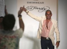 French designer Christian Audigier (May 21, 1958-July 9, 2015) passed away from cancer at age 57.
