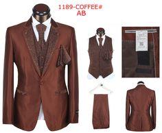 2015 5 Pieces Men Suit For Party Fashion Homecoming Suits for Men Business Blazer Men Elegant Men Clothing Set Terno Masculino Mens Suit Coats, Mens Suit Vest, Suit Fashion, Party Fashion, Fashion Brand, Homecoming Suits, Cheap Suits, Dress Suits, Men's Suits