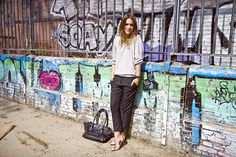 GRAFFITI WALL (by Sabrina M) http://lookbook.nu/look/3516149-GRAFFITI-WALL
