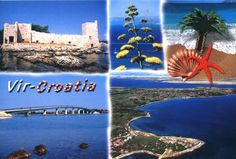 Vir Continents, Croatia, Places Ive Been, Old Things, River, Island, Outdoor Decor, Islands, Rivers