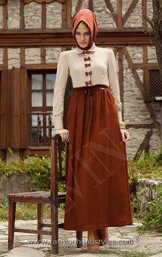 New and chic abaya models