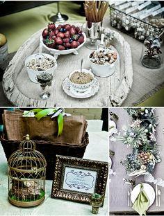 Vegetable Garden Wedding Inspiration Aristocratic Elegance Meets Farmers Market | Estera Events