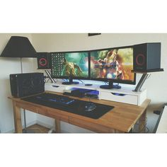 """1,316 Likes, 5 Comments - Mal - PC Builds and Setups (@pcgaminghub) on Instagram: """"@Frederikboy got some upgrades! What do you guys think? Thanks for submission man!! - - Check out…"""""""