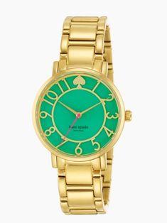 gold bracelet gramercy w/ bud green enamel cutout