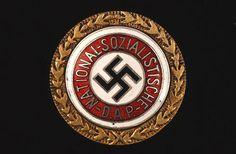 Insignia del Partido Obrero Alemán Nacional-Socialista