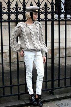 a la Paris Couture 2013