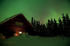 Alaska - Northern Lights by TinyCarmen