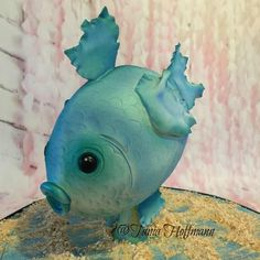 Hmm its a bit fishy! - Cake by Grans Cakes