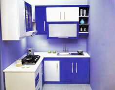 Kitchen design ideas for small space