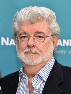 George Lucas is one of Ian Doescher's inspirational gurus in his ' William Shakespeare's Star Wars' series of literary parodies.