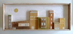 """""""le città"""" by angela fattori: quadri"""