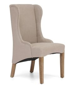 Take a look at this Beige Marina Armchair by Zuo Modern on #zulily today!