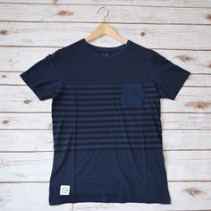 Native Youth Indigo Yarn Dyed T-Shirt – Eighty Eight Store