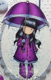 purple Gorjuss   Uploaded to Pinterest