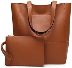 Amazon.co.uk: tote bags for women - £17 - £40: Shoes & Bags Big Handbags, Satchel Handbags, Satchel Bag, Tote Bag, Bucket Handbags, Hobo Bags, Clutch Bag, Leather Handbags