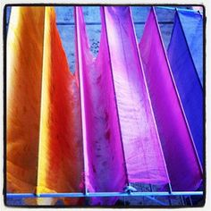 Blogged about dyeing with plants.  Syrendell Blog.