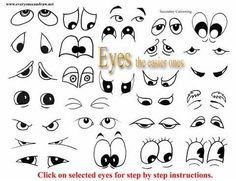 cartoon drawing instructions -