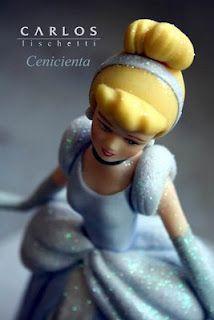 Carlos Lischetti: SUGAR TOPPERS porcelana fria polymer clay pasta francesa masa…