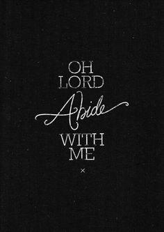 Never forsaken, Amen Thank God!
