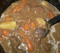 Absolutely The Best Amish Beef Stew Recipe - Food.com - 55021