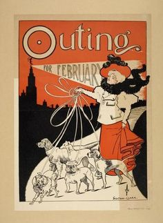 Outing, February 1897.