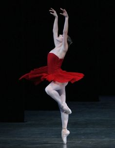 Tiler Peck...just stop.   in Chain to the Rhythm