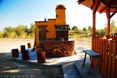 Gratar modelul • Galben Melon •   panorama 360° Firewood, Patio, Outdoor Decor, Home Decor, Woodburning, Decoration Home, Terrace, Room Decor, Porch