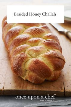 Challah - Once Upon a Chef Yeast Bread, Bread Baking, Bread Food, Challah Bread Recipes, Challah Bread Recipe Honey, Best Challah Recipe, Jewish Recipes, Instant Yeast, Bread Rolls