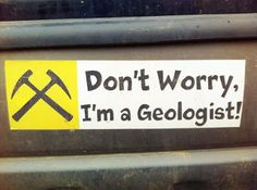 reasons why geologists make good partners lol