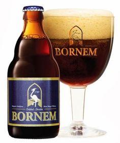 Cerveja Bornem Dubbel, estilo Belgian Dubbel, produzida por , Bélgica. 8% ABV de álcool.