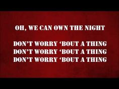 Madcon - Don't Worry (Feat. Ray Dalton) [LYRICS]