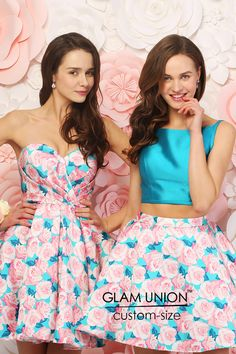 SWEET.AS.ROSES. Come shop with us for dazzling prom & formal dresses. Custom-size available.